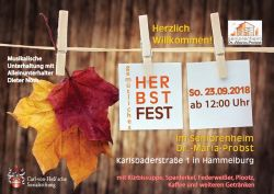 Herbstfest Probst 2018 WEB